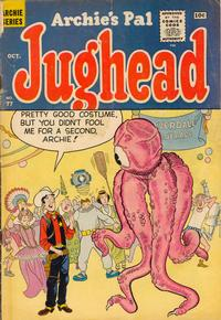 Cover for Archie's Pal Jughead (Archie, 1949 series) #77