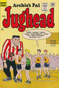 Cover Thumbnail for Archie's Pal Jughead (Archie, 1949 series) #81