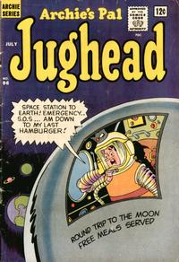 Cover Thumbnail for Archie's Pal Jughead (Archie, 1949 series) #86