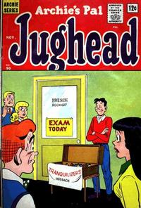 Cover Thumbnail for Archie's Pal Jughead (Archie, 1949 series) #90