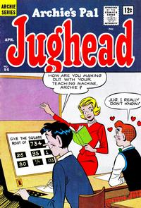 Cover Thumbnail for Archie's Pal Jughead (Archie, 1949 series) #95