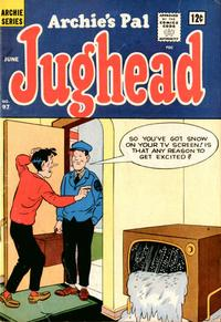 Cover Thumbnail for Archie's Pal Jughead (Archie, 1949 series) #97
