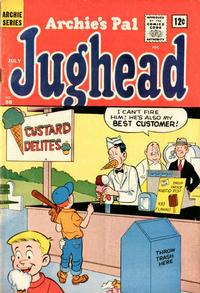 Cover Thumbnail for Archie's Pal Jughead (Archie, 1949 series) #98