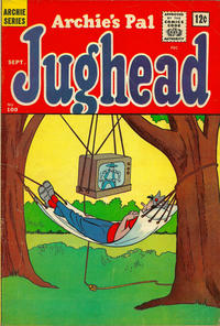 Cover Thumbnail for Archie's Pal Jughead (Archie, 1949 series) #100