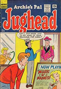Cover Thumbnail for Archie's Pal Jughead (Archie, 1949 series) #103