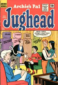 Cover Thumbnail for Archie's Pal Jughead (Archie, 1949 series) #104