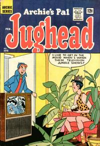 Cover Thumbnail for Archie's Pal Jughead (Archie, 1949 series) #105