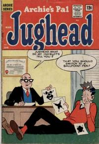Cover Thumbnail for Archie's Pal Jughead (Archie, 1949 series) #106