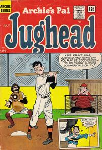Cover Thumbnail for Archie's Pal Jughead (Archie, 1949 series) #110