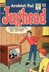 Cover Thumbnail for Archie's Pal Jughead (Archie, 1949 series) #111
