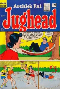 Cover Thumbnail for Archie's Pal Jughead (Archie, 1949 series) #113