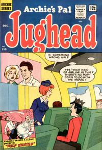 Cover Thumbnail for Archie's Pal Jughead (Archie, 1949 series) #115