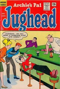 Cover Thumbnail for Archie's Pal Jughead (Archie, 1949 series) #116