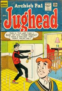 Cover Thumbnail for Archie's Pal Jughead (Archie, 1949 series) #119