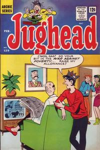 Cover Thumbnail for Jughead (Archie, 1965 series) #129
