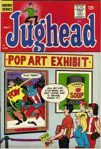Cover Thumbnail for Jughead (Archie, 1965 series) #134