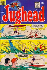 Cover Thumbnail for Jughead (Archie, 1965 series) #137