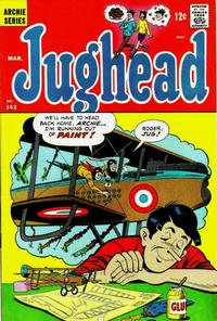 Cover Thumbnail for Jughead (Archie, 1965 series) #142