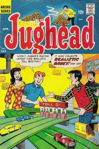 Cover Thumbnail for Jughead (Archie, 1965 series) #143