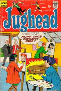 Cover Thumbnail for Jughead (Archie, 1965 series) #144