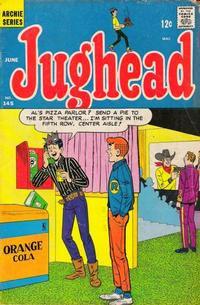 Cover Thumbnail for Jughead (Archie, 1965 series) #145