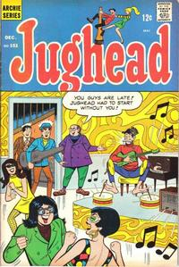 Cover Thumbnail for Jughead (Archie, 1965 series) #151