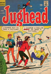Cover Thumbnail for Jughead (Archie, 1965 series) #153