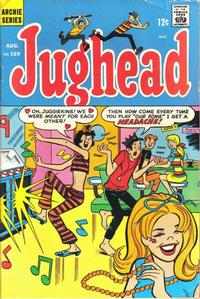 Cover Thumbnail for Jughead (Archie, 1965 series) #159