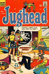 Cover Thumbnail for Jughead (Archie, 1965 series) #162