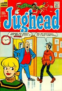 Cover Thumbnail for Jughead (Archie, 1965 series) #164