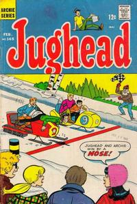 Cover Thumbnail for Jughead (Archie, 1965 series) #165