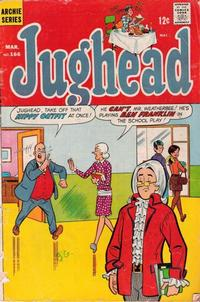 Cover Thumbnail for Jughead (Archie, 1965 series) #166