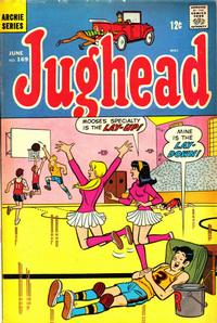 Cover Thumbnail for Jughead (Archie, 1965 series) #169