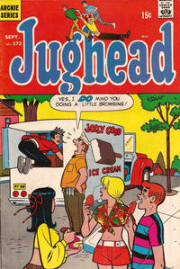 Cover Thumbnail for Jughead (Archie, 1965 series) #172