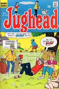 Cover Thumbnail for Jughead (Archie, 1965 series) #173