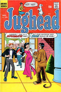 Cover Thumbnail for Jughead (Archie, 1965 series) #174
