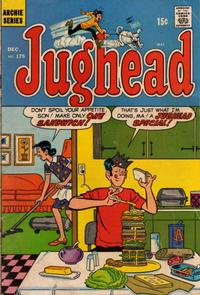 Cover Thumbnail for Jughead (Archie, 1965 series) #175