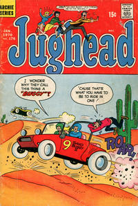 Cover for Jughead (Archie, 1965 series) #176