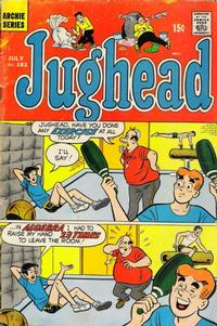 Cover Thumbnail for Jughead (Archie, 1965 series) #182
