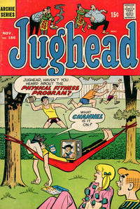 Cover Thumbnail for Jughead (Archie, 1965 series) #186