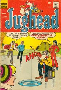 Cover Thumbnail for Jughead (Archie, 1965 series) #190