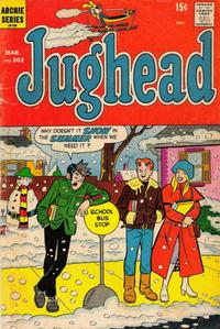 Cover Thumbnail for Jughead (Archie, 1965 series) #202