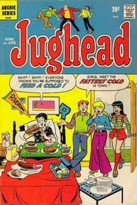 Cover Thumbnail for Jughead (Archie, 1965 series) #205
