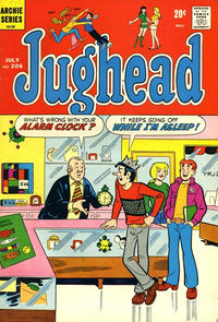 Cover Thumbnail for Jughead (Archie, 1965 series) #206