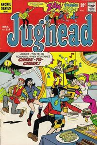 Cover Thumbnail for Jughead (Archie, 1965 series) #214