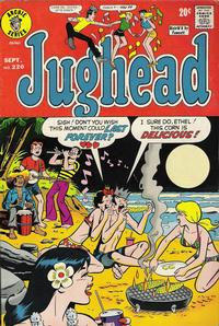 Cover Thumbnail for Jughead (Archie, 1965 series) #220