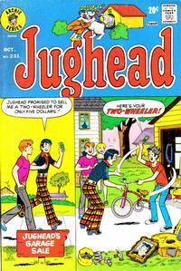 Cover Thumbnail for Jughead (Archie, 1965 series) #221