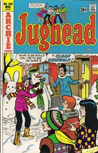 Cover Thumbnail for Jughead (Archie, 1965 series) #250