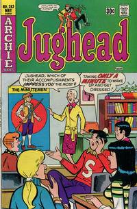 Cover Thumbnail for Jughead (Archie, 1965 series) #252