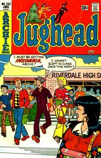 Cover Thumbnail for Jughead (Archie, 1965 series) #253